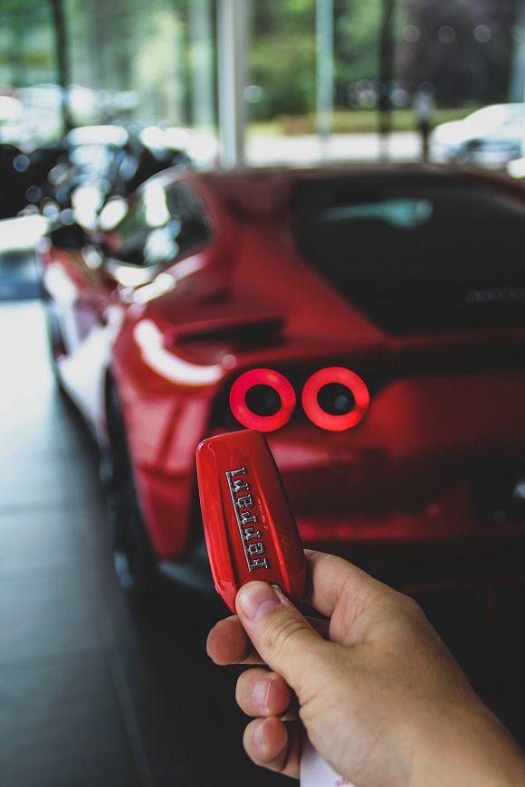 Ferrari Rental in Orlando