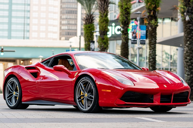 rental exotic cars orlando